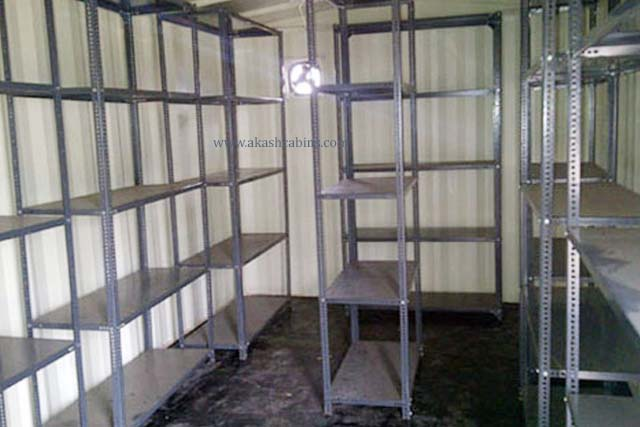Tool rooms-mobile storage Cabins